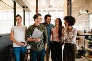 small business company culture