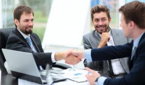 Alternative finance partnerships